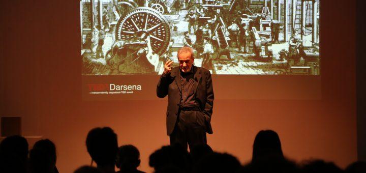 nella foto: Gianmarco Veruggio